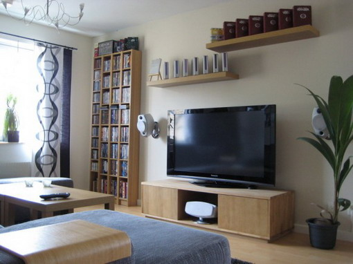 Universal tv stand for Tv stand ideas for living room