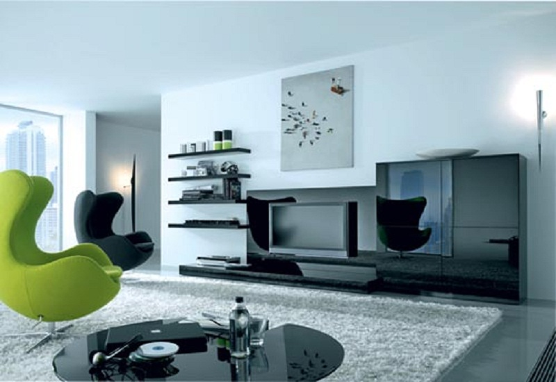 Universal tv stand for Creative living room design ideas